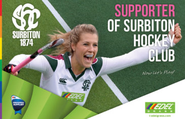 Surbiton HC and Edel Grass seal a new sponsor deal