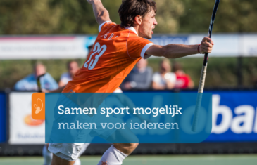 Making sports available for all at the Vakbeurs Sportaccommodaties