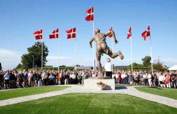 'il freddo Danese' honoured in Frederikshavn