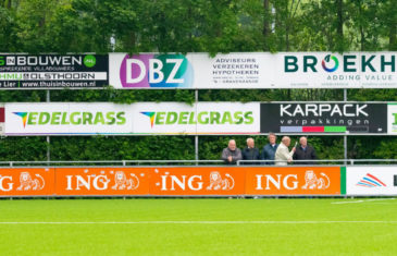 The next step in the completion of circular recycling artificial turf in the Netherlands
