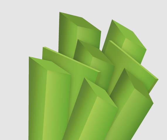 Hybridblade kunstgras Edel Grass