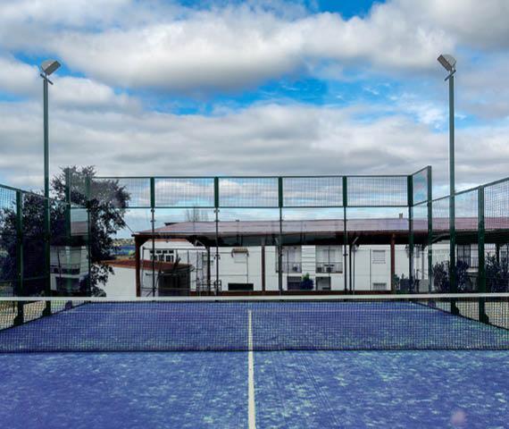 tennis padel xt club 4