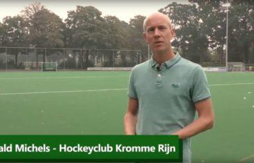 New Edel ID hockey water field relieves HC Kromme Rijn in Bunnik NL