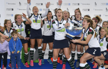 Surbiton Ladies win sixth national title in a row!
