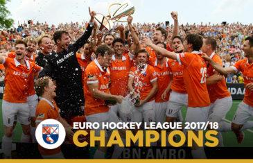 Congratulations HC Bloemendaal