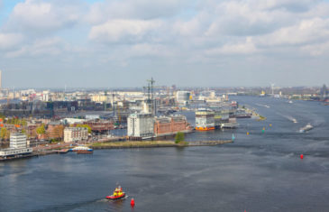 Port of Amsterdam gets factory for circular artificial grass recycling