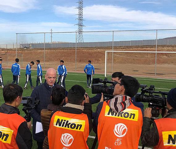 2019 Mongolia Yarmag Ulaanbataar Fifa Forward3