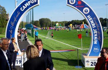 New artificial surfaces for theÎle-de-France Football League