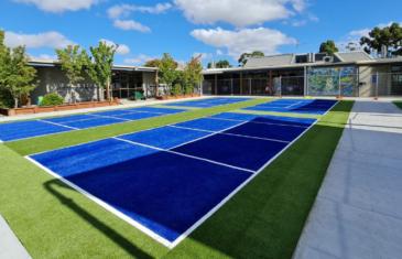 Edel XT Club multisport field in Australia