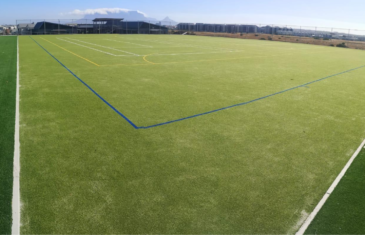 First brand-new Edel Multi 11/25 fields in South Africa