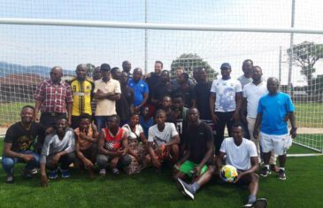 FIFA project in the City of Diamonds
