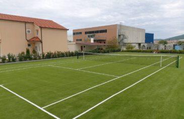 Edel Elite Paddle Pro court in Dugopolje, Croatia